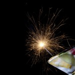 Mini CocktailDessert Sparklers