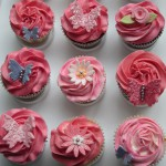flower and butterfly_cup_cakes