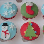snowman_cup_cakes